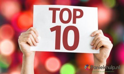 10 tips bij een paniekaanval